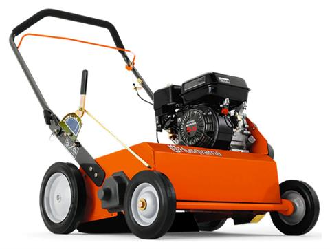 Husqvarna Power Equipment DT22 Dethatcher Briggs and Stratton in Gaylord, Michigan