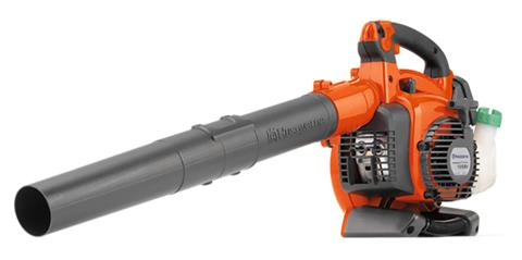 Husqvarna Power Equipment 125BVX Leaf Blower in Barre, Massachusetts