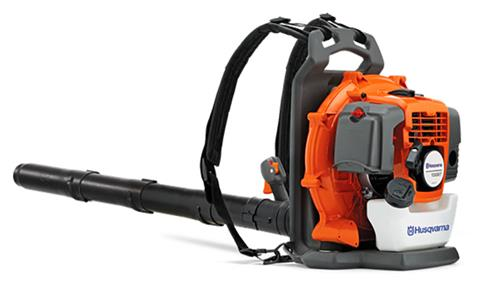 Husqvarna Power Equipment 130BT Leaf Blower in Barre, Massachusetts