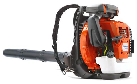 2019 Husqvarna Power Equipment 570BTS Leaf Blower in Bigfork, Minnesota