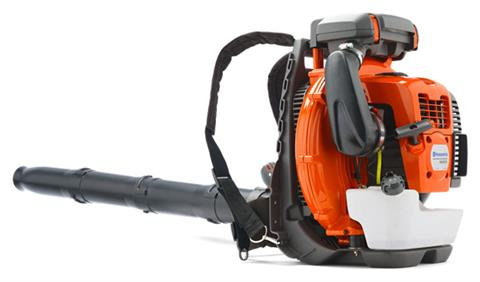 2019 Husqvarna Power Equipment 580BTS Leaf Blower in Berlin, New Hampshire