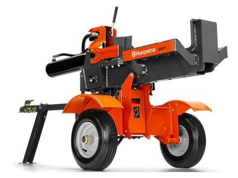 Husqvarna Power Equipment S427 Log Splitter in Saint Johnsbury, Vermont