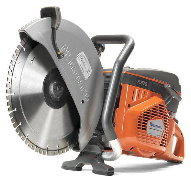2019 Husqvarna Power Equipment K 970 16 in. Power Cutter in Berlin, New Hampshire