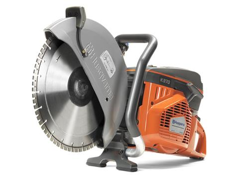 Husqvarna Power Equipment K 970 14 in. Power Cutter in Berlin, New Hampshire