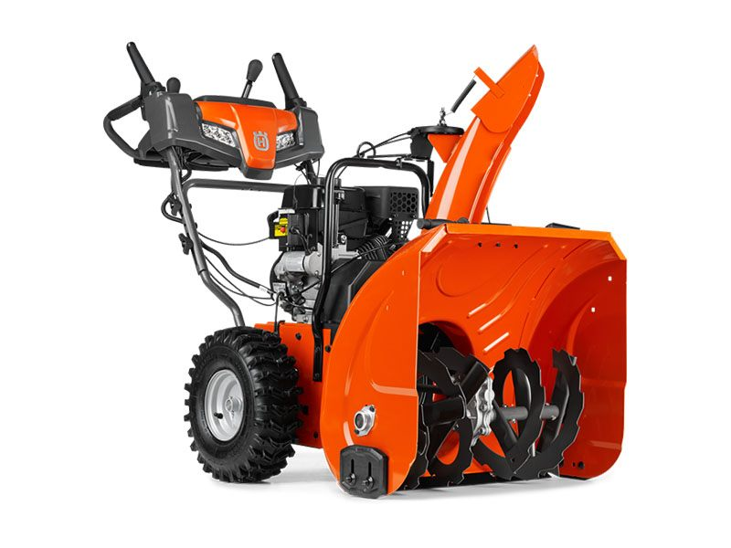2019 Husqvarna Power Equipment ST 224 Snowblower in Berlin, New Hampshire