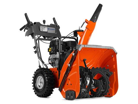 Husqvarna Power Equipment ST 324P Snowblower in Saint Johnsbury, Vermont