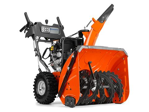 2019 Husqvarna Power Equipment ST 327P Snowblower in Saint Johnsbury, Vermont
