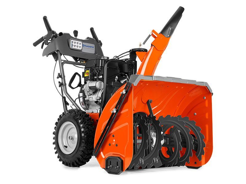 2019 Husqvarna Power Equipment ST 330P Snowblower in Barre, Massachusetts