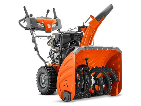2019 Husqvarna Power Equipment ST 330 Snowblower in Saint Johnsbury, Vermont