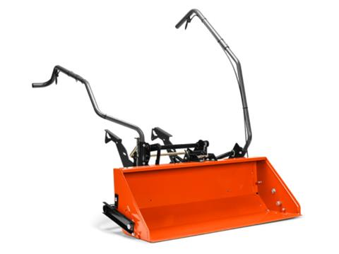 2020 Husqvarna Power Equipment 36 in. Front Scoop Attachment in Petersburg, West Virginia