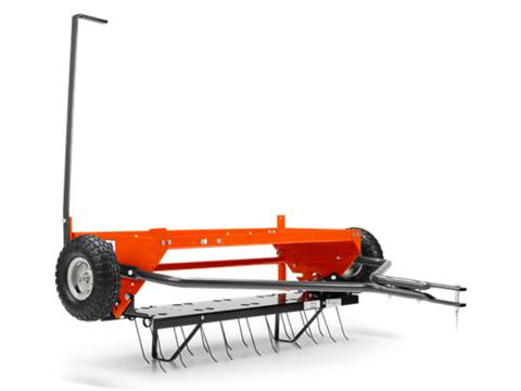 2020 Husqvarna Power Equipment Easy Hitch Tine Dethatcher in Petersburg, West Virginia