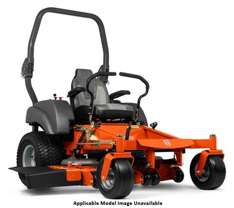 2020 Husqvarna Power Equipment MZ54 54 in. Kawasaki FR Series 24 hp in Petersburg, West Virginia