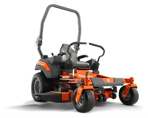 2020 Husqvarna Power Equipment Z454 54 in. Kawasaki 22 hp in Bigfork, Minnesota