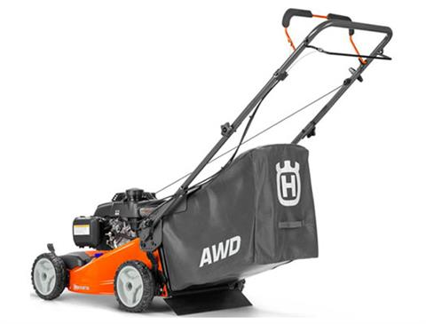 2020 Husqvarna Power Equipment L221A 21 in. Honda AWD in Terre Haute, Indiana - Photo 4