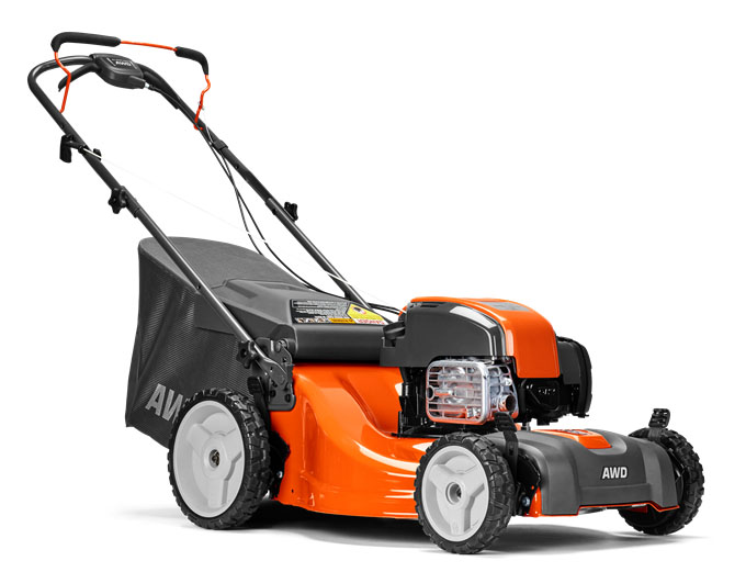 Husqvarna Power Equipment LC221AH 21 in. Briggs & Stratton W-26 EXI AWD in Bigfork, Minnesota