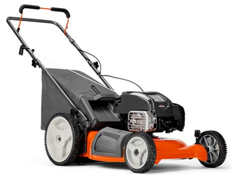 2020 Husqvarna Power Equipment LC121P 21 in. Briggs & Stratton 725EXi Push in Berlin, New Hampshire