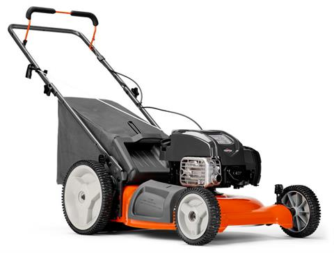 2020 Husqvarna Power Equipment LC121P 21 in. Briggs & Stratton Push in Berlin, New Hampshire