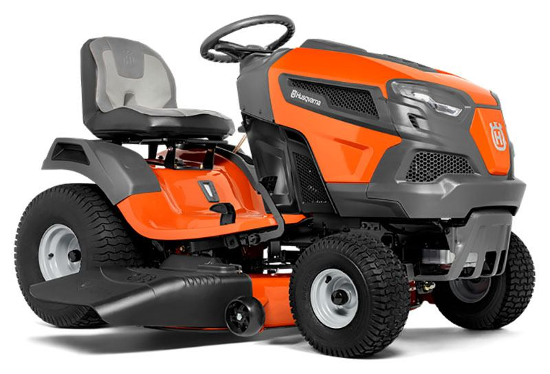2020 Husqvarna Power Equipment TS 146X 46 in. Briggs & Stratton Endurance Series 22 hp in Berlin, New Hampshire