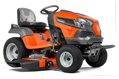 2020 Husqvarna Power Equipment TS 248G 48 in. Kawasaki FR Series 24 hp in Petersburg, West Virginia