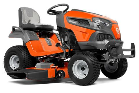 2020 Husqvarna Power Equipment TS 248XD 48 in. Kawasaki FR Series 23 hp in Prairie Du Chien, Wisconsin