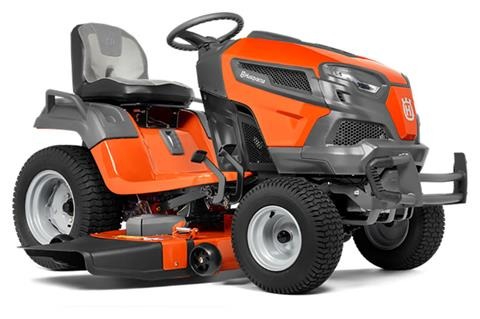 2020 Husqvarna Power Equipment TS 254XG 54 in. Kawasaki FR Series 24 hp in Sioux Falls, South Dakota