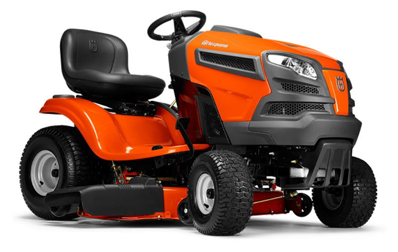 2020 Husqvarna Power Equipment YTH2042 42 in. Briggs & Stratton Intek 20 hp in Gaylord, Michigan