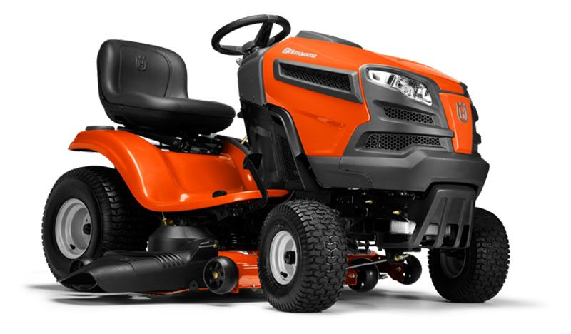 2020 Husqvarna Power Equipment YTH24V48 48 in. Briggs & Stratton Intek CARB 24 hp in Sioux Falls, South Dakota