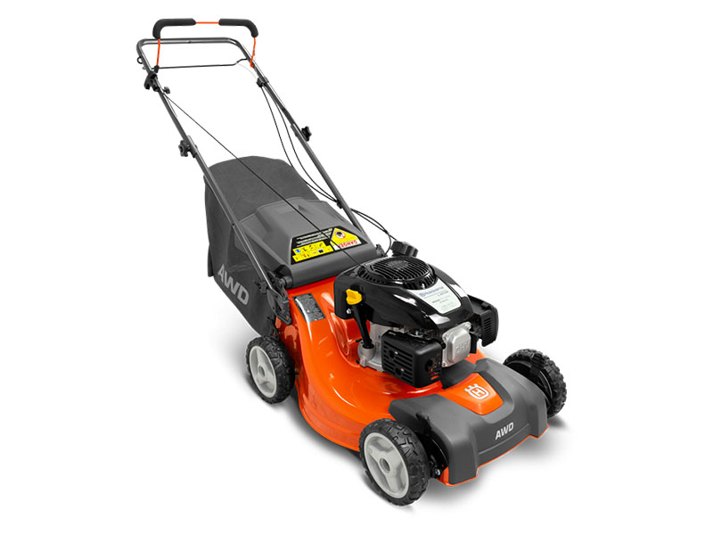 2020 Husqvarna Power Equipment L221AK 21 in. Kohler AWD in Berlin, New Hampshire