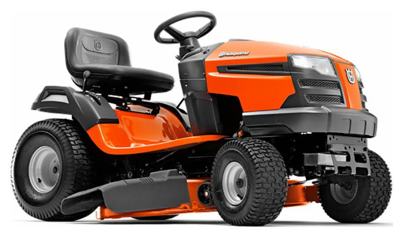 2020 Husqvarna Power Equipment LT17538 38 in. Briggs & Stratton Intek 17.5 hp in Berlin, New Hampshire