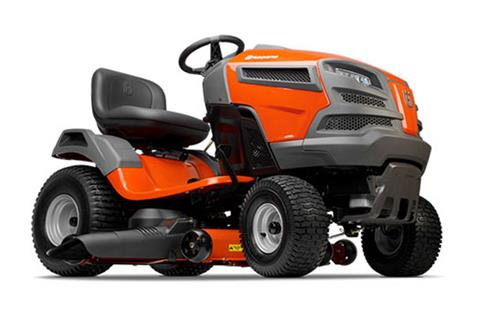 2020 Husqvarna Power Equipment YTH24K54 Lawn Tractor Kohler in Saint Johnsbury, Vermont