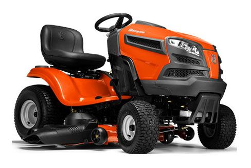 2020 Husqvarna Power Equipment YTH24V54 54 in. Briggs & Stratton Intek 24 hp in Prairie Du Chien, Wisconsin