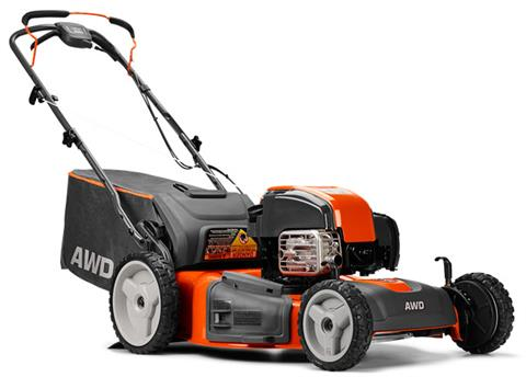 2020 Husqvarna Power Equipment HU725AWDHQ 22 in. Briggs & Stratton AWD in Francis Creek, Wisconsin