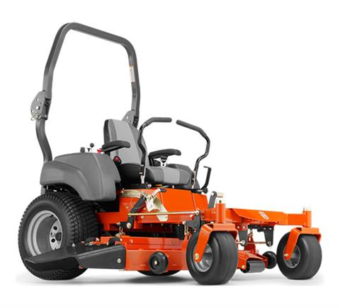 2020 Husqvarna Power Equipment M-ZT 61 in. Kohler Confidant 25 hp in Gaylord, Michigan