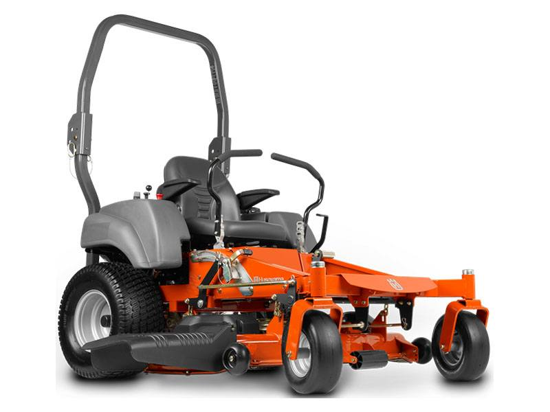 2020 Husqvarna Power Equipment MZ54 54 in. ROPS Kawasaki 24 hp in Gaylord, Michigan