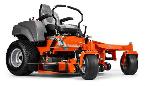 2020 Husqvarna Power Equipment MZ61 61 in. Briggs & Stratton 27 hp in Bigfork, Minnesota