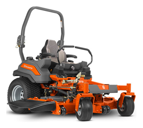 2019 Husqvarna Power Equipment Z572X Zero-Turn Mower Yamaha in Berlin, New Hampshire