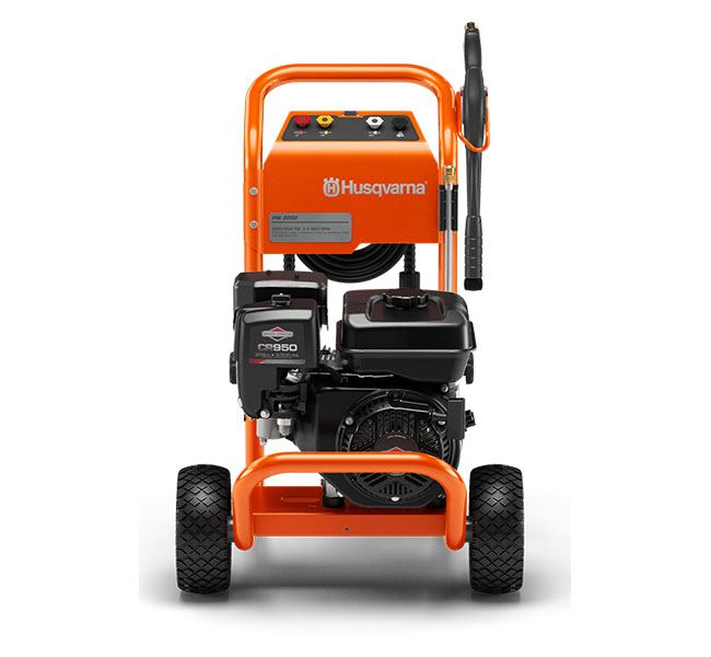 2020 Husqvarna Power Equipment HB32 - 3200 PSI Pressure Washer in Gaylord, Michigan - Photo 2