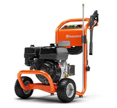 2020 Husqvarna Power Equipment HH36 - 3600 PSI Pressure Washer in Berlin, New Hampshire