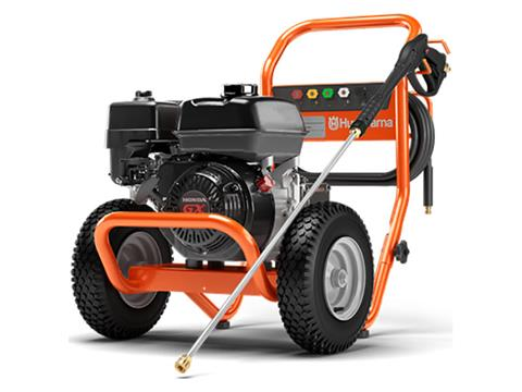 2020 Husqvarna Power Equipment HH42 - 4200 PSI Pressure Washer in Berlin, New Hampshire