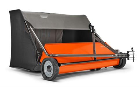 2020 Husqvarna Power Equipment 50 in. Lawn Sweeper in Cumming, Georgia - Photo 1