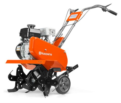 2020 Husqvarna Power Equipment TF224 Garden Tiller in Saint Johnsbury, Vermont