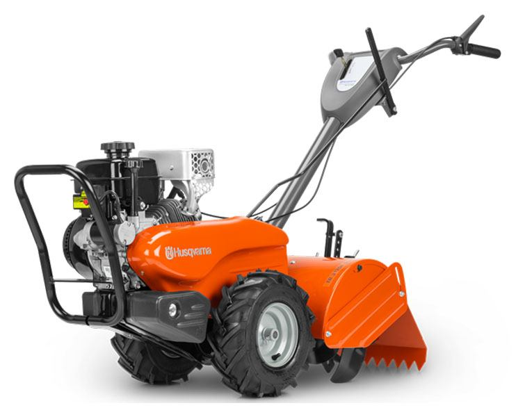 2020 Husqvarna Power Equipment TR317DE Garden Tiller in Berlin, New Hampshire
