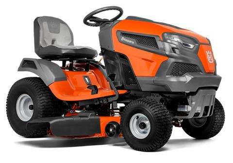 2020 Husqvarna Power Equipment TS 142X 42 in. Briggs & Stratton Endurance Series CARB 20 hp in Petersburg, West Virginia