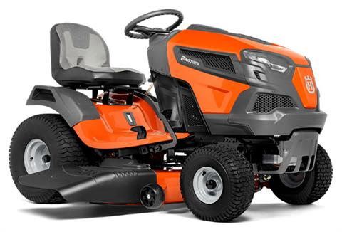 2020 Husqvarna Power Equipment TS 146XD 46 in. Briggs & Stratton Endurance Series 22 hp in Petersburg, West Virginia