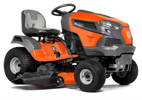 2020 Husqvarna Power Equipment TS 148X 48 in. Briggs & Stratton 24 hp in Gaylord, Michigan