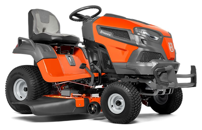 2020 Husqvarna Power Equipment TS 242XD 42 in. Kawasaki FR Series 21.5 hp in Sioux Falls, South Dakota