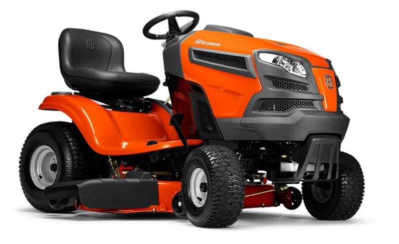 2020 Husqvarna Power Equipment YTH20V42 42 in. Briggs & Stratton Endurance Series 20 hp in Prairie Du Chien, Wisconsin