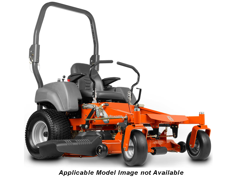 2019 Husqvarna Power Equipment Z554X Zero-Turn Mower Yamaha 27.5 hp in Berlin, New Hampshire