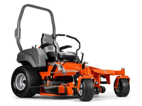 2021 Husqvarna Power Equipment MZ54 54 in. Kawasaki FR Series 24 hp ROPS in Terre Haute, Indiana