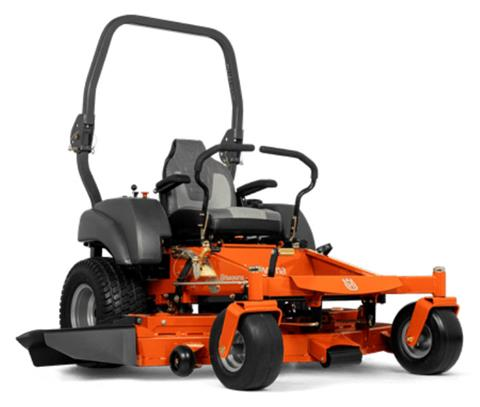 2021 Husqvarna Power Equipment MZ61 61 in. Kawasaki FR Series 24 hp ROPS in Speculator, New York